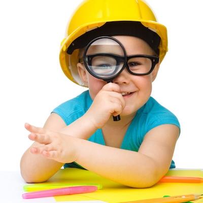 مشکلات حس بینایی کودک و درمان آن